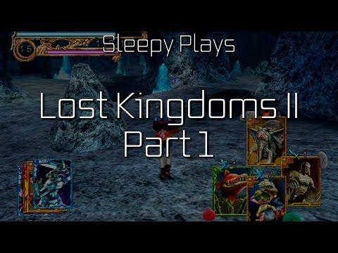 Let's Play Lost Kingdoms II - 1 - Residence, Bhashea High Road 1, Kadishu