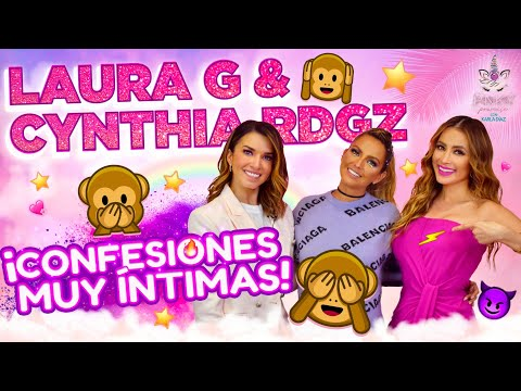 Laura G y Cynthia Rodríguez en Pinky Promise - T1 - Ep15