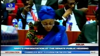 Missing $20bn: NNPC Makes Presentation During Senate Public Hearing Pt.2