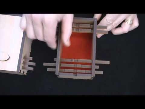 secret to open puzzle box 1