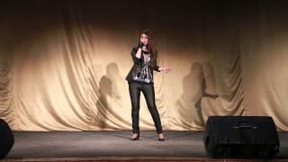 Экзамен по вокалу. Нэнси Драммонд - Черная молния (A-studio cover)