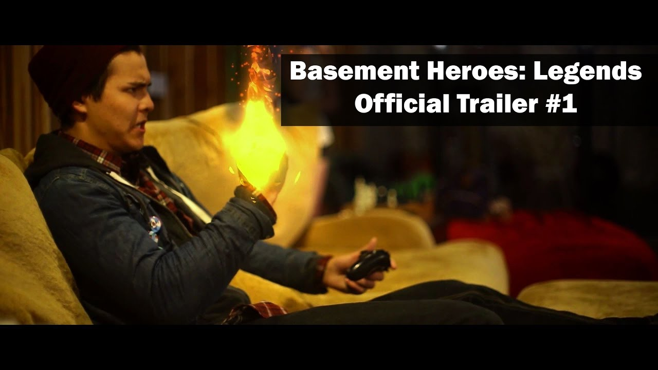 official basement heroes trailer 1 youtube