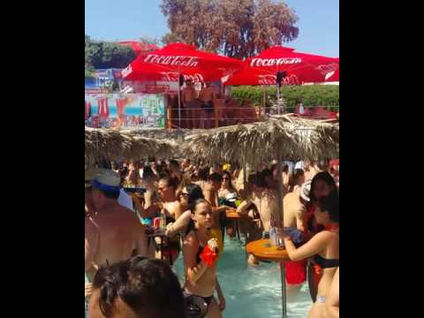 Budva-Ploce Beach 2016 Cocktail Bar Party