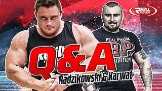 Q&A - Radzikowski x Karwat