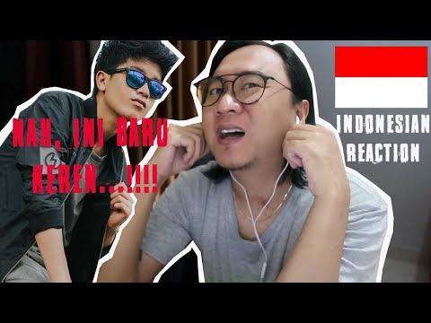 Haqiem Rusli - Tergantung Sepi [INDONESIAN REACTION] #INDOREACT
