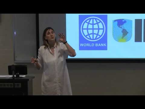 Debunking the Myths about Conditional Cash Transfers - Public Lecture by Dr Tracy Fenwick