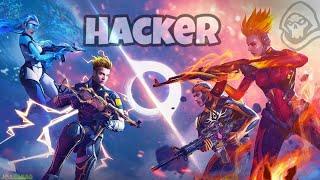 Hacker in Free fire | Oranda.