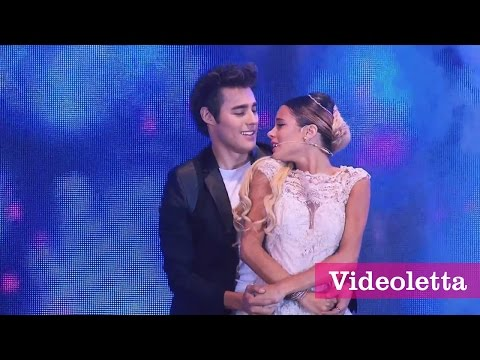 """Violetta 3 English: Vilu and Leon sing  """"I need to let you know"""" Ep.80"""