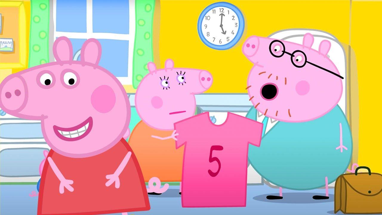 Peppa Pig Português Brasil | Aprendendo novas habilidades com a Peppa | HD | Desenhos Animados