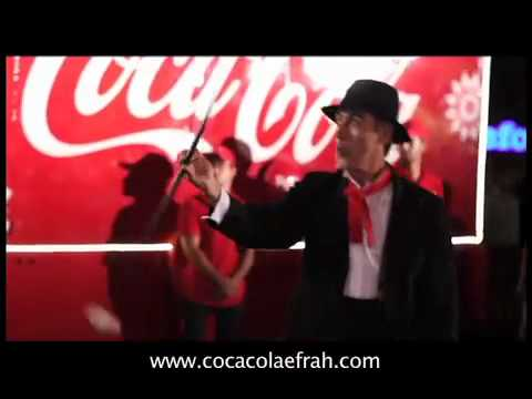 Coca Cola Ramadan 2012 Doses of Happiness: Alexandria Governorate