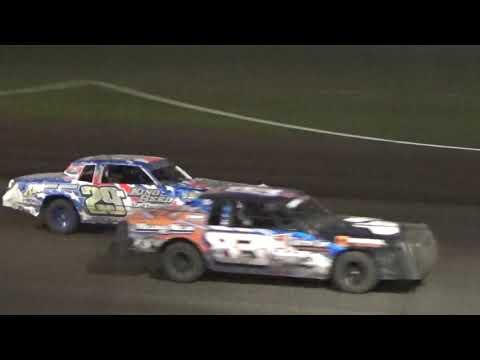 Hobby Stock Amain @ Hancock County Speedway 06/07/19