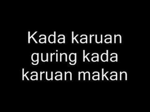 Lagu Banjar-Madihin Kocak 1/3
