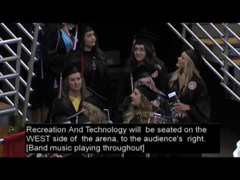 Illinois State University Spring Commencement - College of Applied Science and Technology