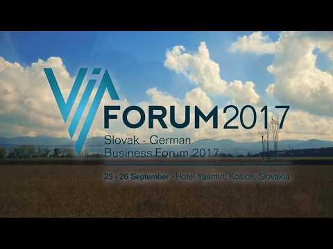 VIA FORUM 2017: 25.-26.09.2017