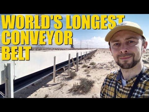 The 98km Conveyor Belt System & The International Border Dispute