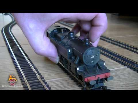 Opening the Fowler  Class 4P 2-6-4T By Hornby