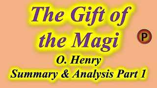 ✅ The Gift of the Magi O. Henry (a pen name for William Sydney Porter) Part 1 11e0701 Hindi ✅