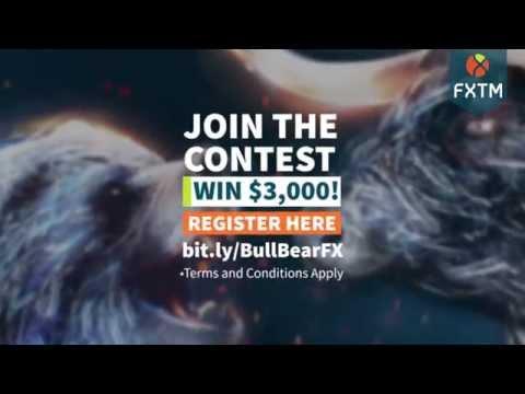 FXTM BULL & BEAR Forex Demo Contest
