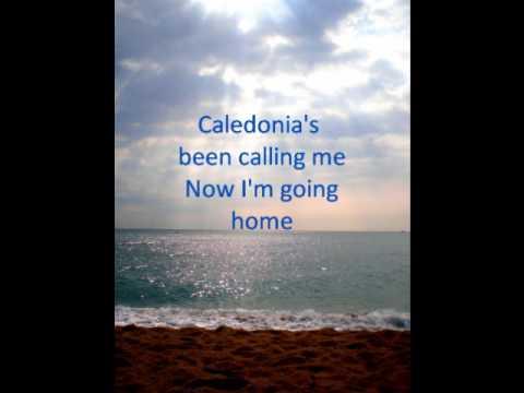 Lyrics containing the term: new caledonia