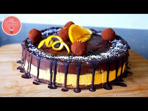 double-chocolate-&-orange-cheesecake-recipe- -raw-vegan-cake