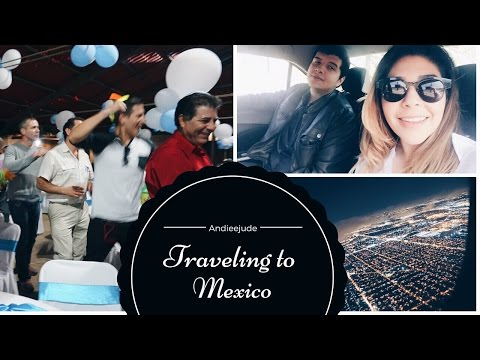 || Traveling to Mexico! + Mini house tour ||