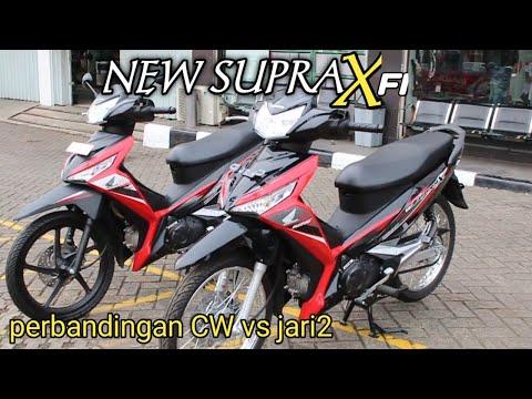 """review-honda-supra-x-125-cw-vs-jari"""""""