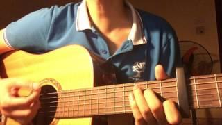 [MIN] Hôn anh -  guitar cover