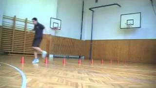 Agility drills - mety 1
