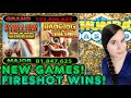 I AM LOVING THE NEW GAMES FROM CHUMBA CASINO! STALLION GRAND AND DRAGON GOLD! LOW ROLLING BIG WINS