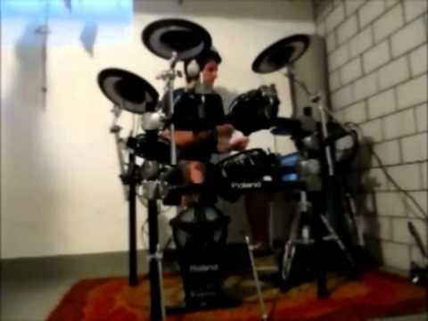 Stellar Kart - We Shine (drum cover) mp3