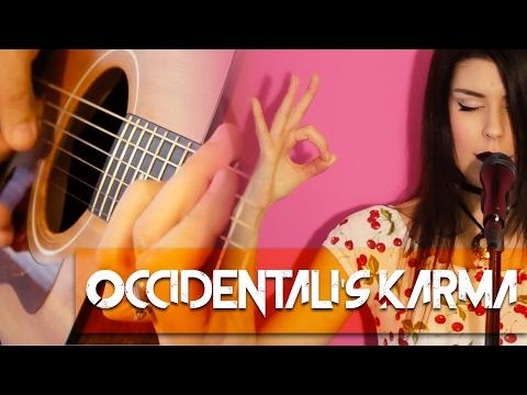 "Capolinea 24 - ""Occidentali's Karma"" di Francesco Gabbani [Acoustic Cover]"