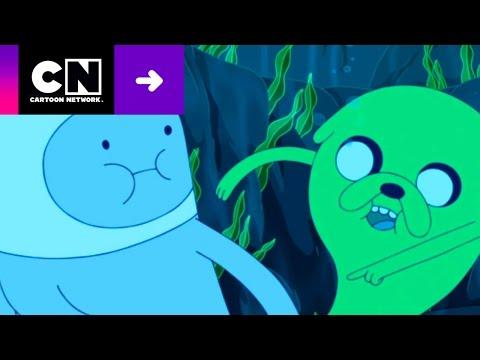 Além da Gruta   Hora de Aventura   Prévia   Cartoon Network