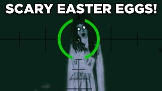 10 SCARY Video Game Easter Eggs