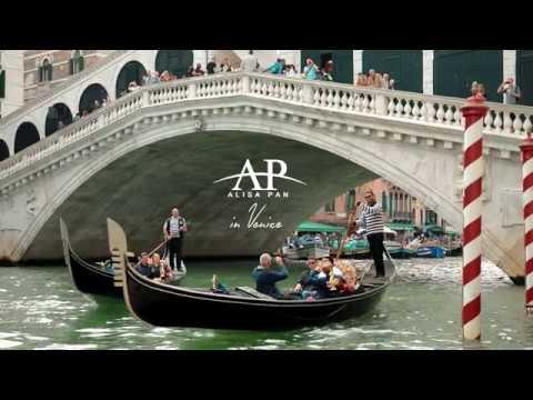Larisa Costea for Alisa Pan in Venice