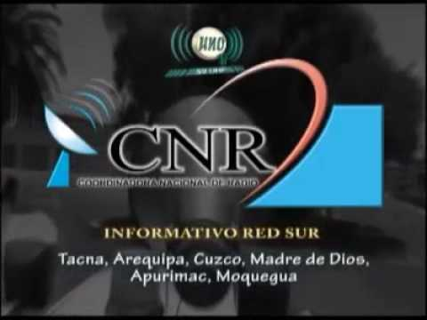 Informativo Red Sur Arequipa - Cuzco - Tacna - Radio Uno