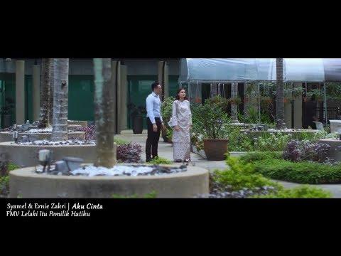 (OST LELAKI ITU PEMILIK HATIKU) Syamel & Ernie Zakri - Aku Cinta (Lyric Video)