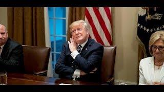 UUUPS - EIN VERSPRECHER: Trump traut eigener Aussage nicht mehr