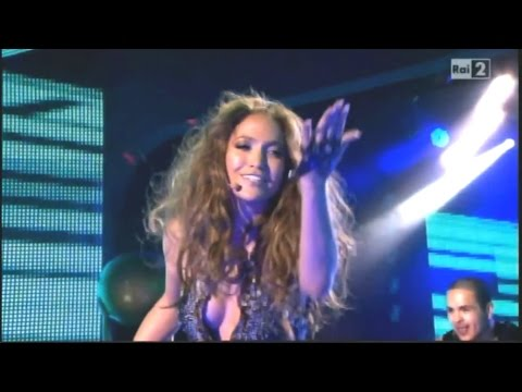 Jennifer Lopez - JLO Live @ World Music Awards 2010