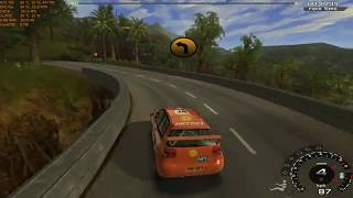 """Xpand Rally Xtreme Walkthrough Part 1 - """"Masters First Championship: Stage 1"""""""