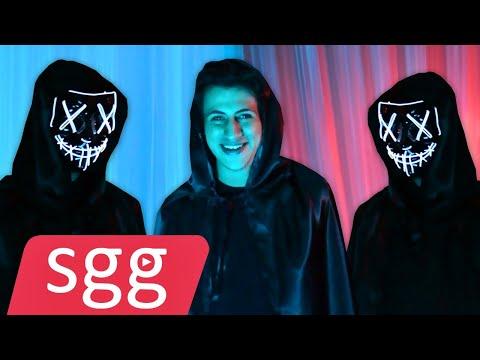YOUTUBE KRALI - Siyah Giyen Genç Diss (Official Video) indir