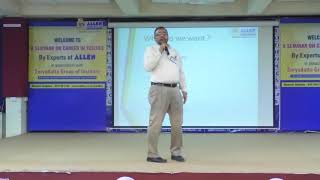 Seminar on Career in Science - Part 2