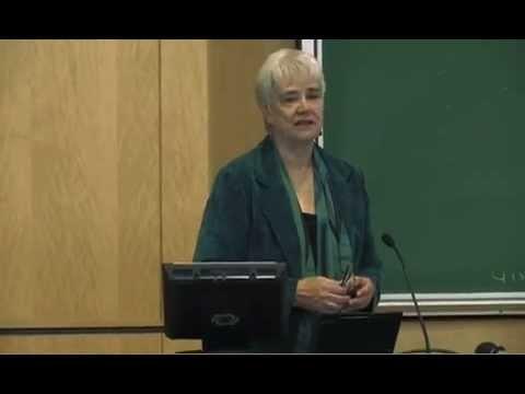 2009 Inaugural Lecture: Mary-Wynne Ashford