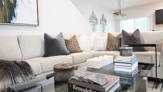 DECORATE WITH ME| TOWNHOME/APARTMENT | SMALL SPACE LIVING
