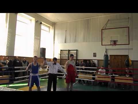 Бокс Бойко Сергей 2 место.