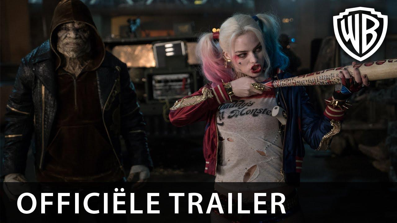 Suicide Squad | Officiële trailer 1 | Ondertiteld | 4 augustus in de bioscoop