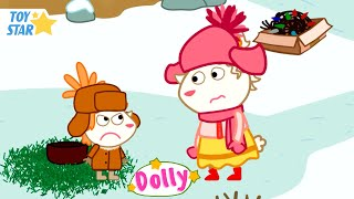 Dolly & Friends Cartoon Animaion for kids ❤ Season 4 ❤ Best Compilation Full HD #223