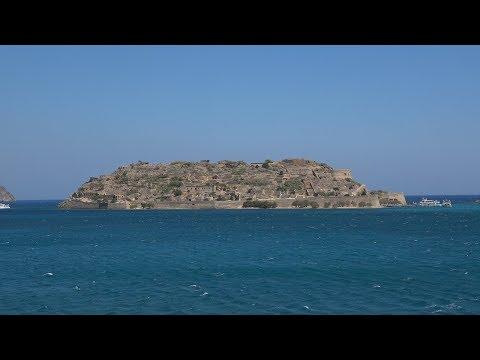 Крит. Самостоятельное путешествие. Часть 6. Элунда, город-пляж, и печальная Спиналонга.