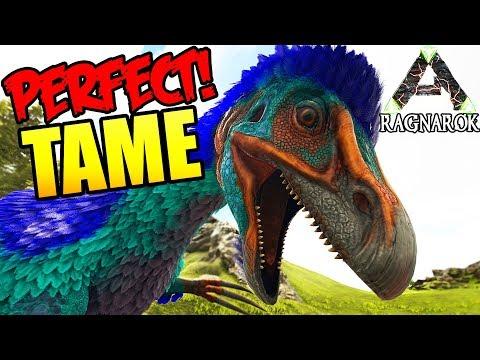 PERFECT TAME LEVEL 150 & RANDOM DINO MUTATIE?!😍 | ARK Ragnarok #19