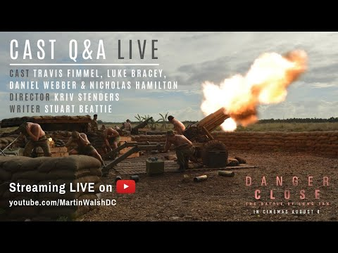 Live Q&A With Travis Fimmel, Luke Bracey & More