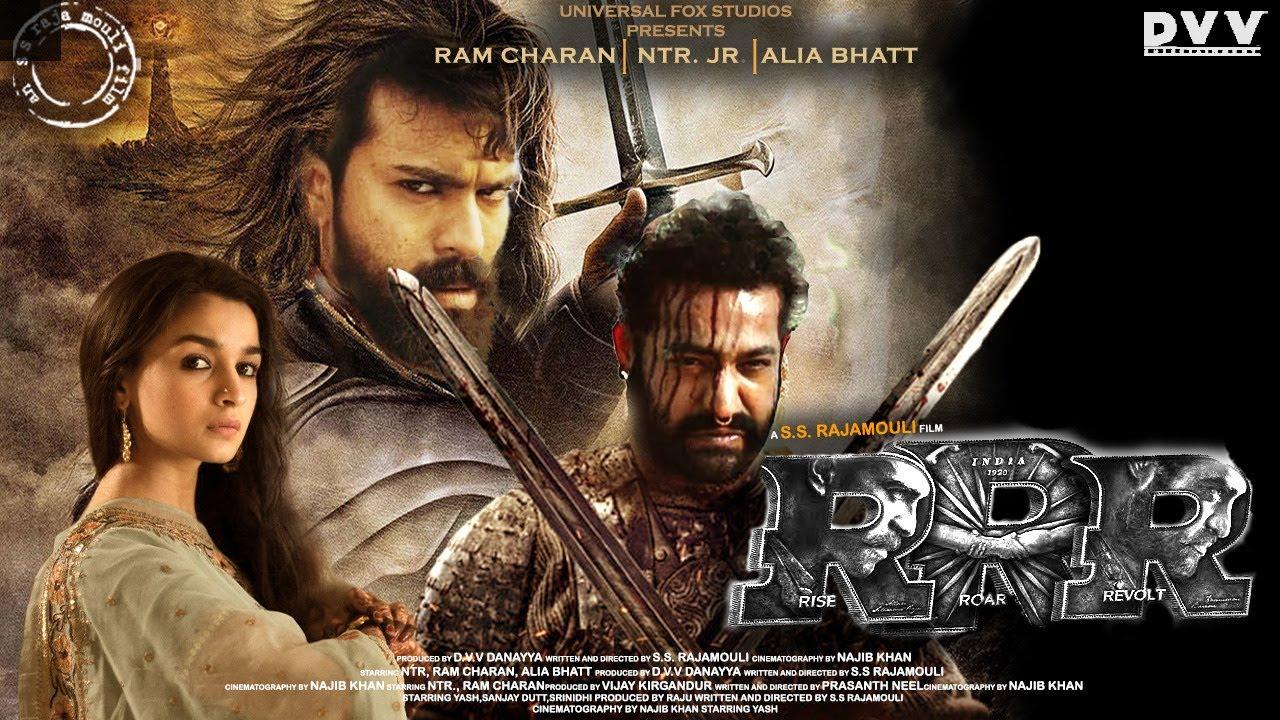 RRR : Full Movie HD facts | NTR, Ram Charan, Ajay Devgn, Alia Bhatt, Olivia  Morris | SS Rajamouli - YouTube
